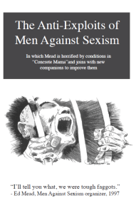 The Anti-Exploits of Men Against Sexism cover pic